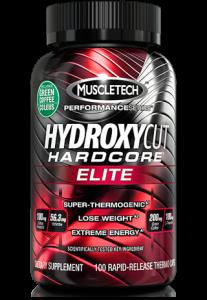 Hydroxycut bottle