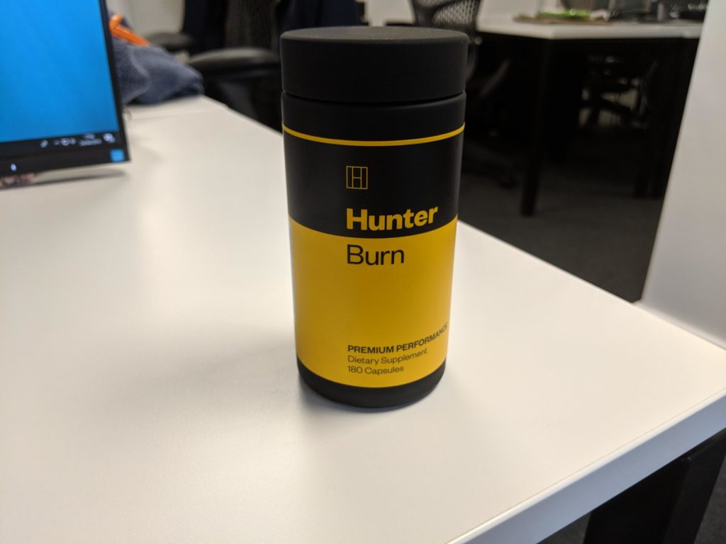 hunter burn reviews