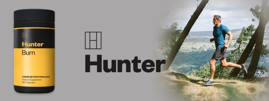 Hunter BURN Fat Burner official website