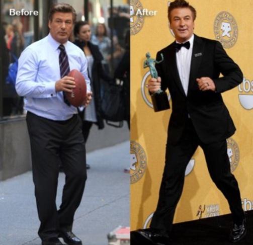 Impressive Celebrity Body Transformations