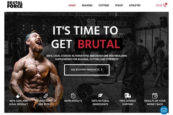 brutal force official website